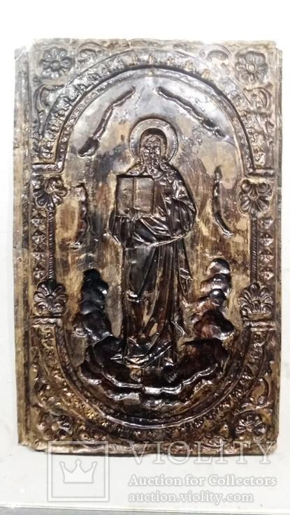 Ікона на металі Кінець 19ст, фото №12