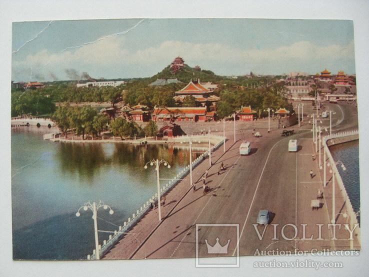 Мост Бэйхай, Китай, фото №2