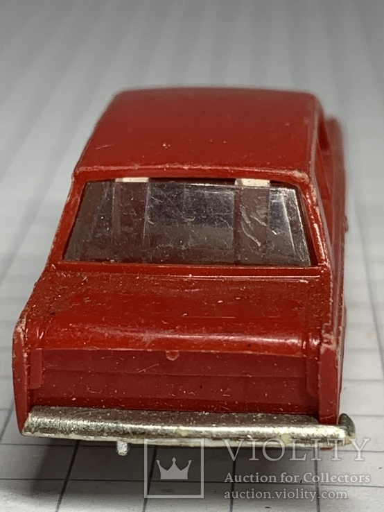 """Minix No.3 Vauxhall Viva in Red - USED - 1/76th """"OO"""" Scale., фото №5"""