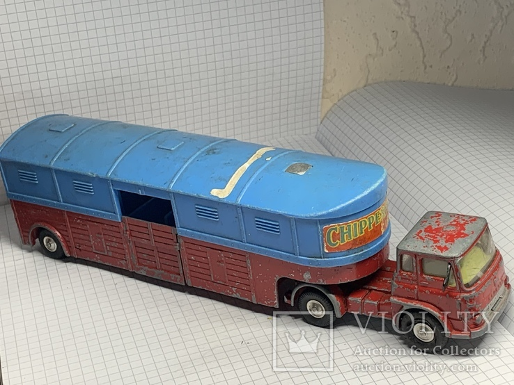 Corgi Major Toys 1130 Chipperfields Circus Bedford Articulated, фото №2