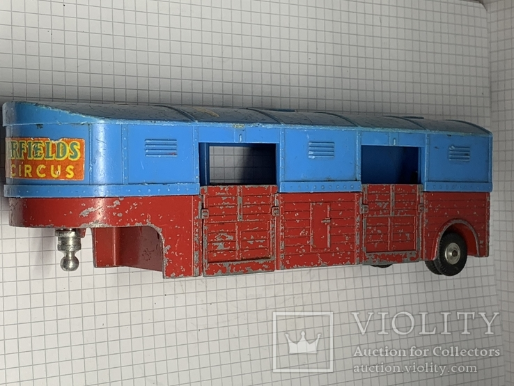 Corgi Major Toys 1130 Chipperfields Circus Bedford Articulated, фото №3