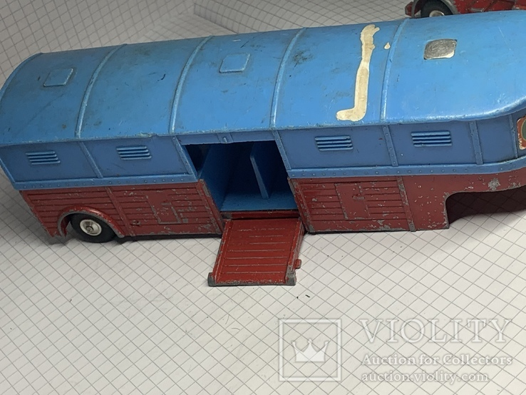 Corgi Major Toys 1130 Chipperfields Circus Bedford Articulated, фото №6
