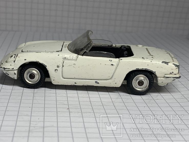 Corgi Toys 318 Lotus Elan S 2, фото №3