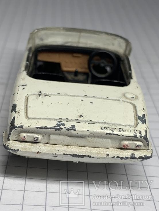 Corgi Toys 318 Lotus Elan S 2, фото №4