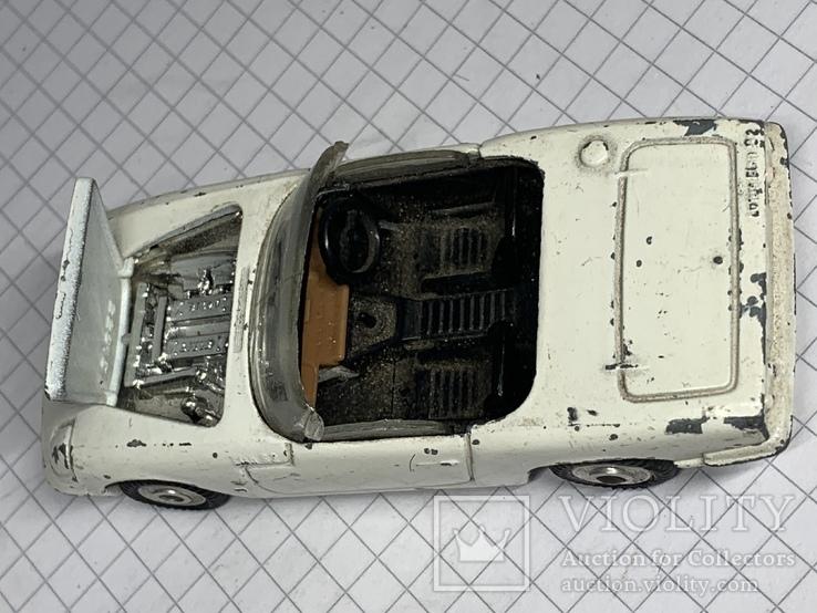 Corgi Toys 318 Lotus Elan S 2, фото №8