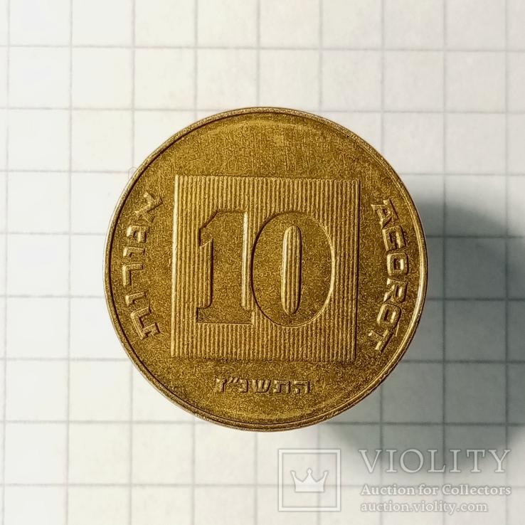 10 агорот Израиль, фото №2