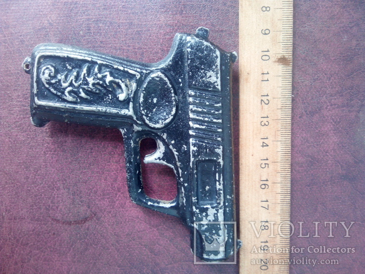 Пистолет - игрушка, фото №4