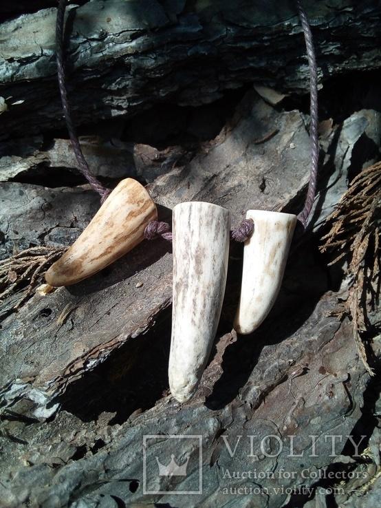 Амулет- зуби., фото №8