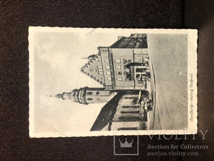 Городская ратуша в Швейцарии. (2704), фото №2