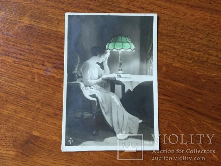 Открытка  (1909 предположительно), фото №2