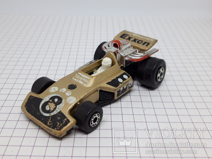 1975 Matchbox Lesney Made in England Formula 5000 (cc)