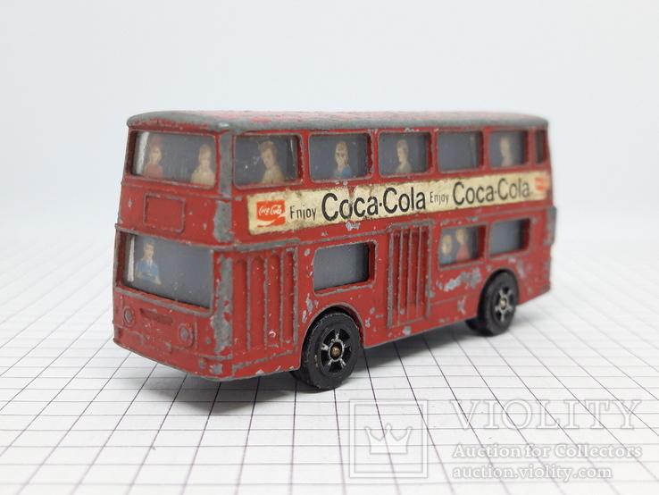 CORGI JUNIORS DAIMLER FLEETLINE Made in Gt Britain (cc), фото №3