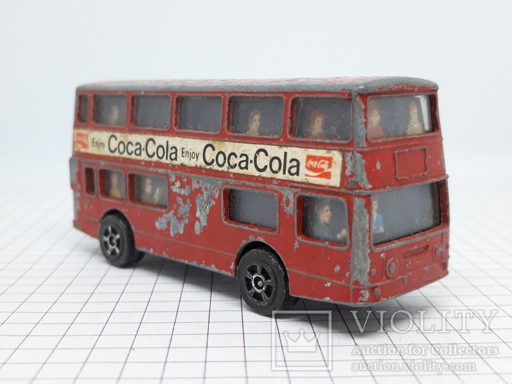 CORGI JUNIORS DAIMLER FLEETLINE Made in Gt Britain (cc), фото №4