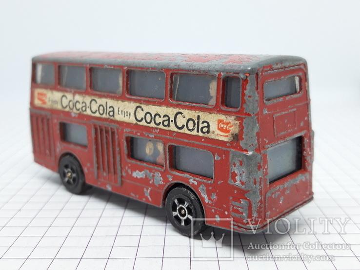 CORGI JUNIORS DAIMLER FLEETLINE Made in Gt Britain (cc), фото №7
