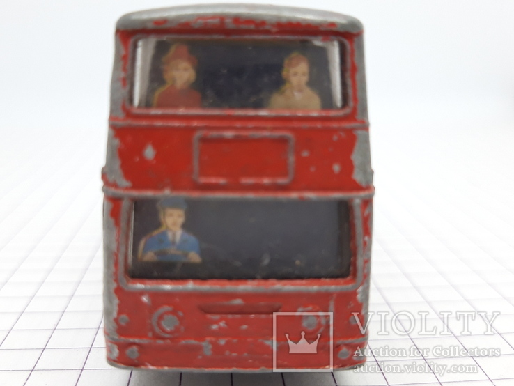 CORGI JUNIORS DAIMLER FLEETLINE Made in Gt Britain (cc), фото №5