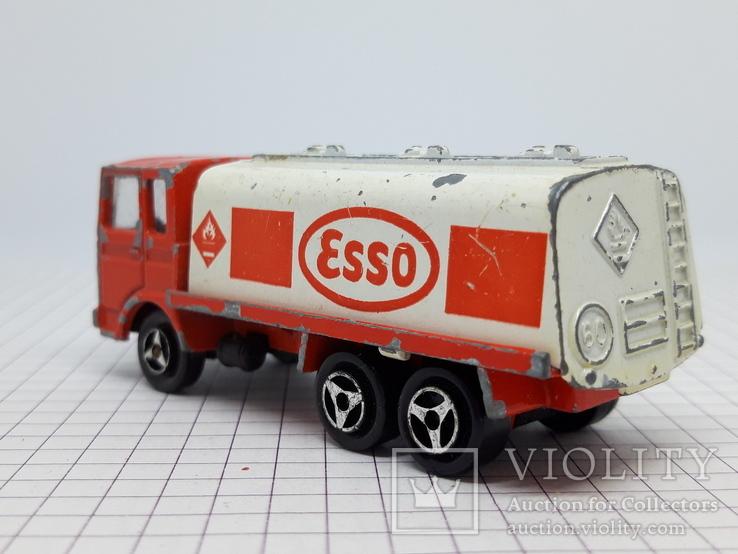 MAJORETE Saviem Esso Petrol Tanker (cc), фото №4