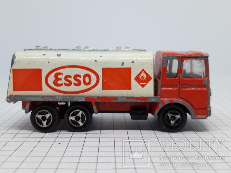 MAJORETE Saviem Esso Petrol Tanker (cc), фото №6