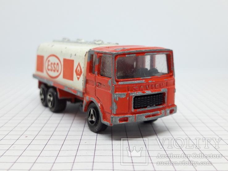MAJORETE Saviem Esso Petrol Tanker (cc), фото №7