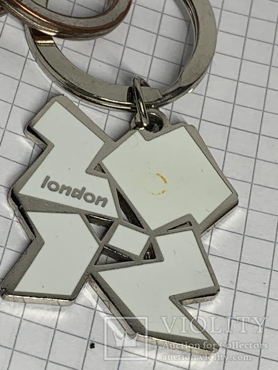 Два винтажных брёлка с Англии, фото №3