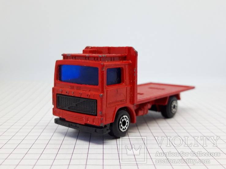 1981 Matchbox Volvo (cc), фото №2