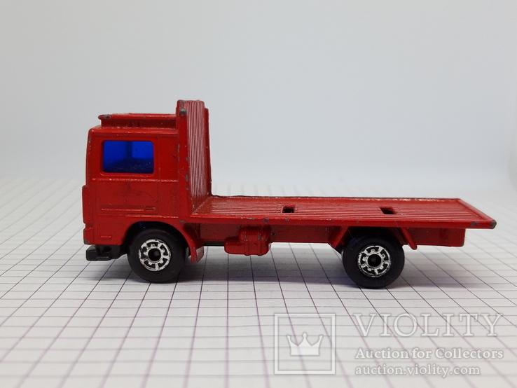 1981 Matchbox Volvo (cc), фото №3