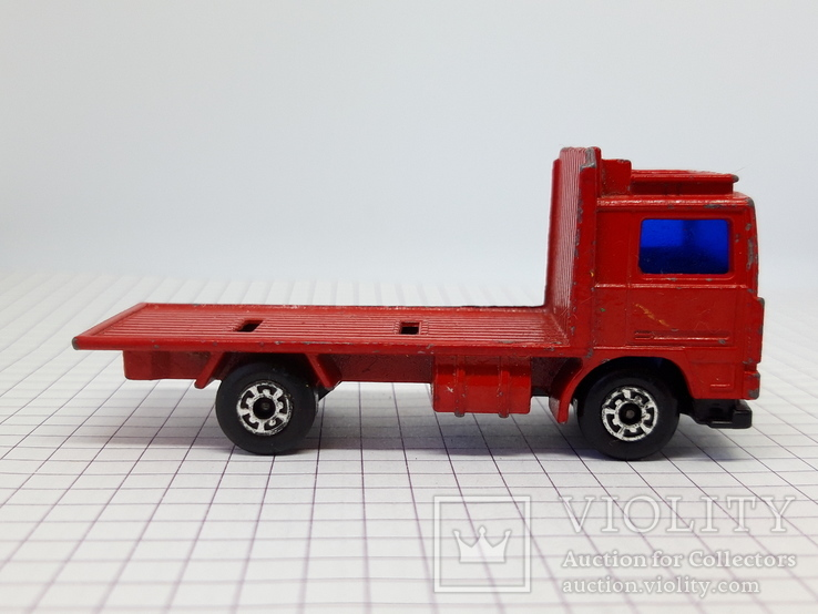 1981 Matchbox Volvo (cc), фото №6
