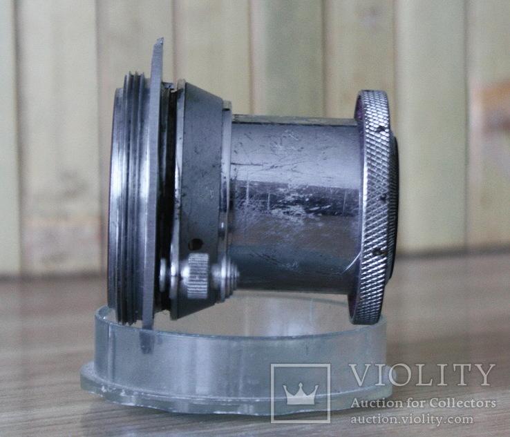 Объектив Индустар-22 3,5/50 М39 (Зоркий, ФЭД, Leica) 1950 г. выпуска, фото №6