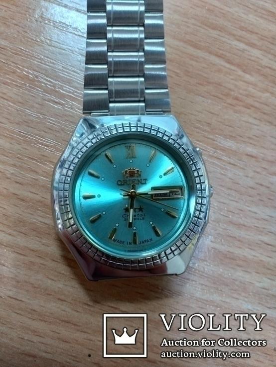 Часы ориент автоподзавод, фото №3