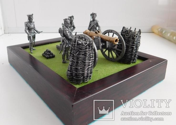 Виньетка, наполеоновские войны