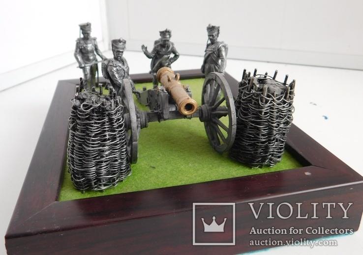 Виньетка, наполеоновские войны, фото №3