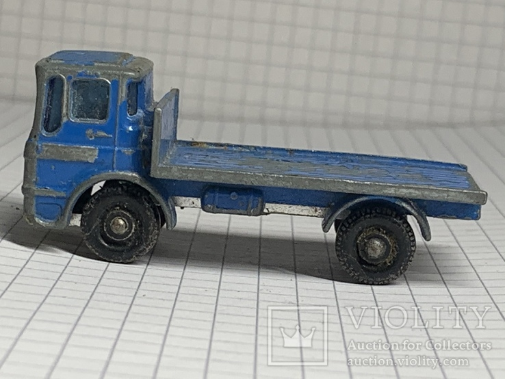 №60 LESNEY Site Hut Truck Made in England, фото №3