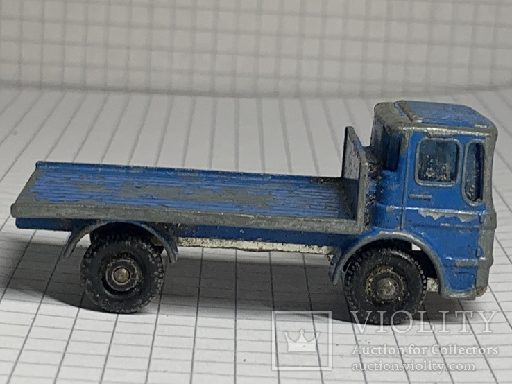 №60 LESNEY Site Hut Truck Made in England, фото №4