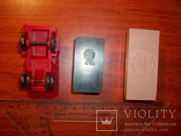 Машинки модельки СССР 3 шт, фото №3