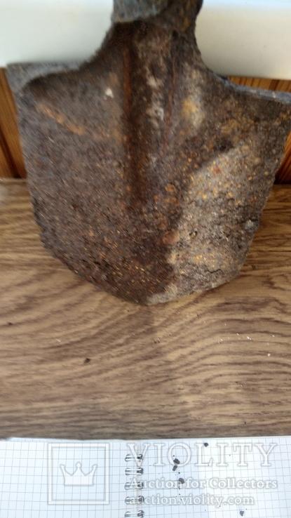 Саперная лопатка, фото №4