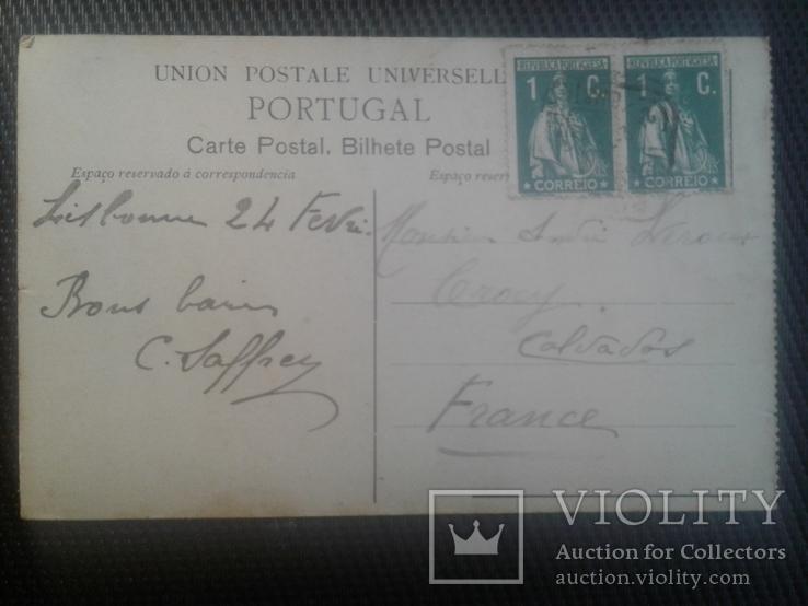 Открытка Португалия, фото №3