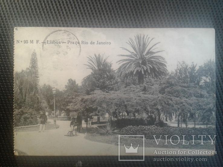 Открытка Португалия, фото №2