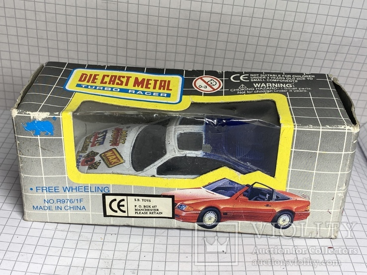 Машинка в коробке, фото №2