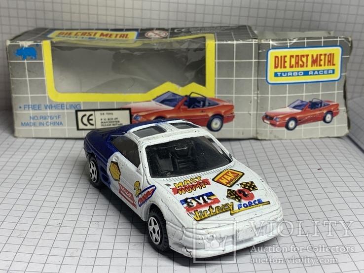 Машинка в коробке, фото №4