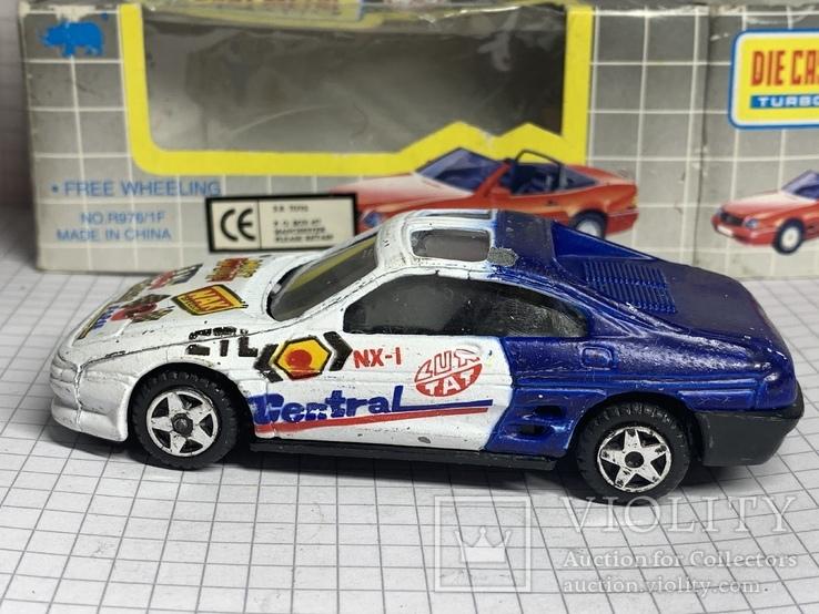 Машинка в коробке, фото №5