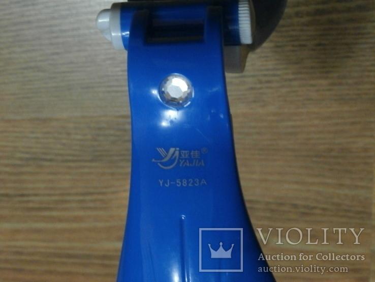 Настольная лампа Светильник Yajia YJ-5823,19LED со встроенный аккумулятор 800 mAh, фото №7