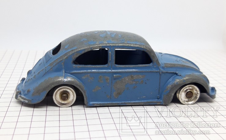 Dinky Toys Volkswagen. Made in England (сс), фото №2