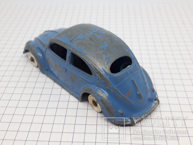 Dinky Toys Volkswagen. Made in England (сс), фото №5