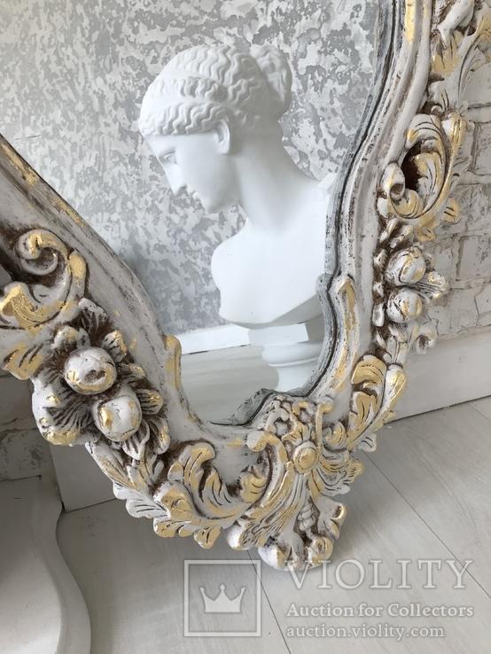 Винтажное зеркало, фото №10