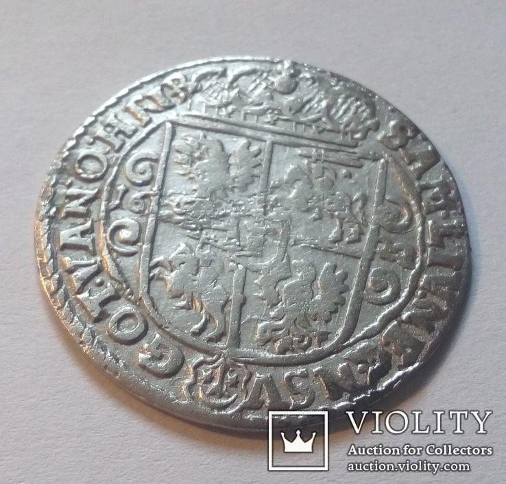 Польша. Коронный Орт Сигизмунда III. 1622 год. Быгдощ. PRM., фото №10