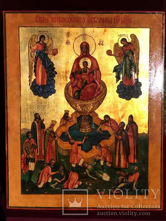 Икона Живоносный источник, фото №2