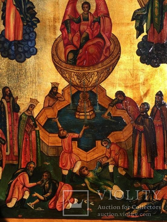Икона Живоносный источник, фото №3