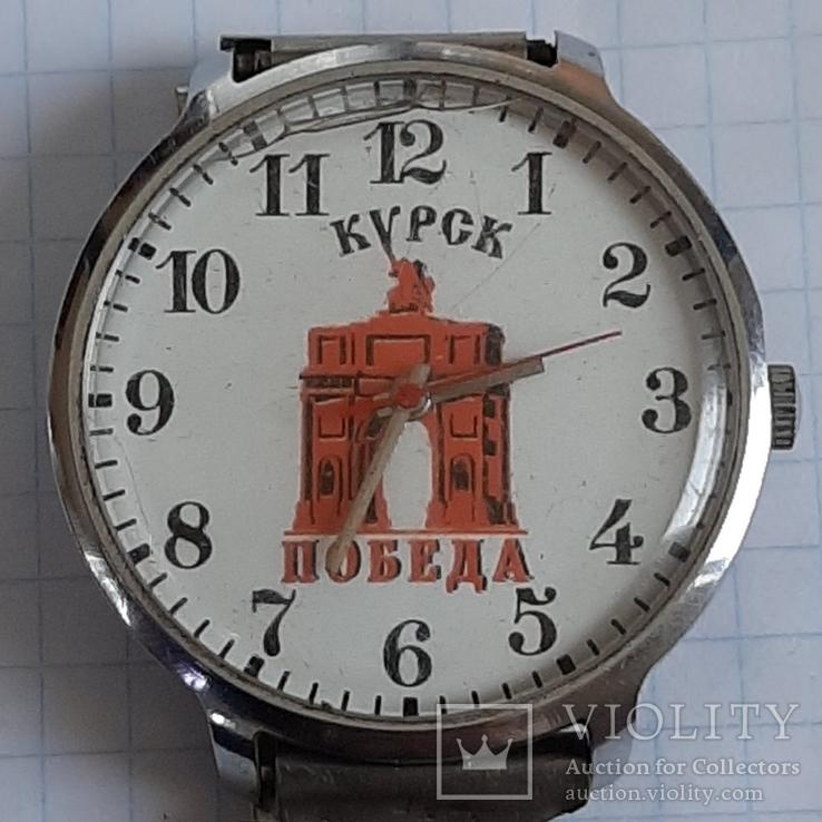Часы подорок Губернатора Курской обл