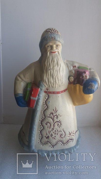 Дед Мороз Папье Маше, фото №2