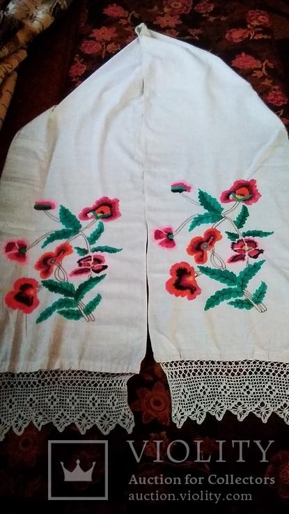 Старинный рушник, фото №2