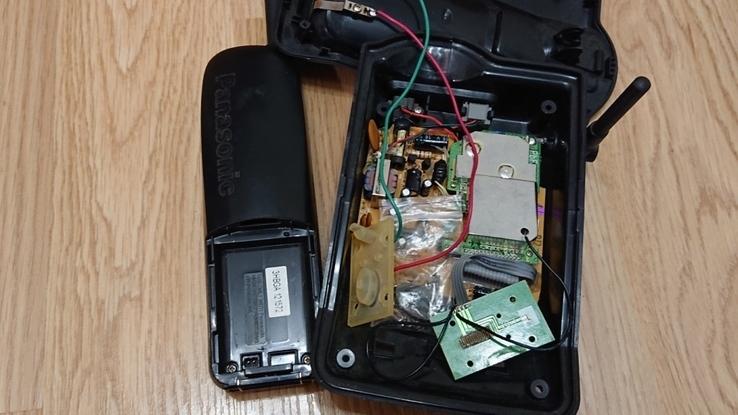Радиотелефоны на детали 5 шт, фото №11